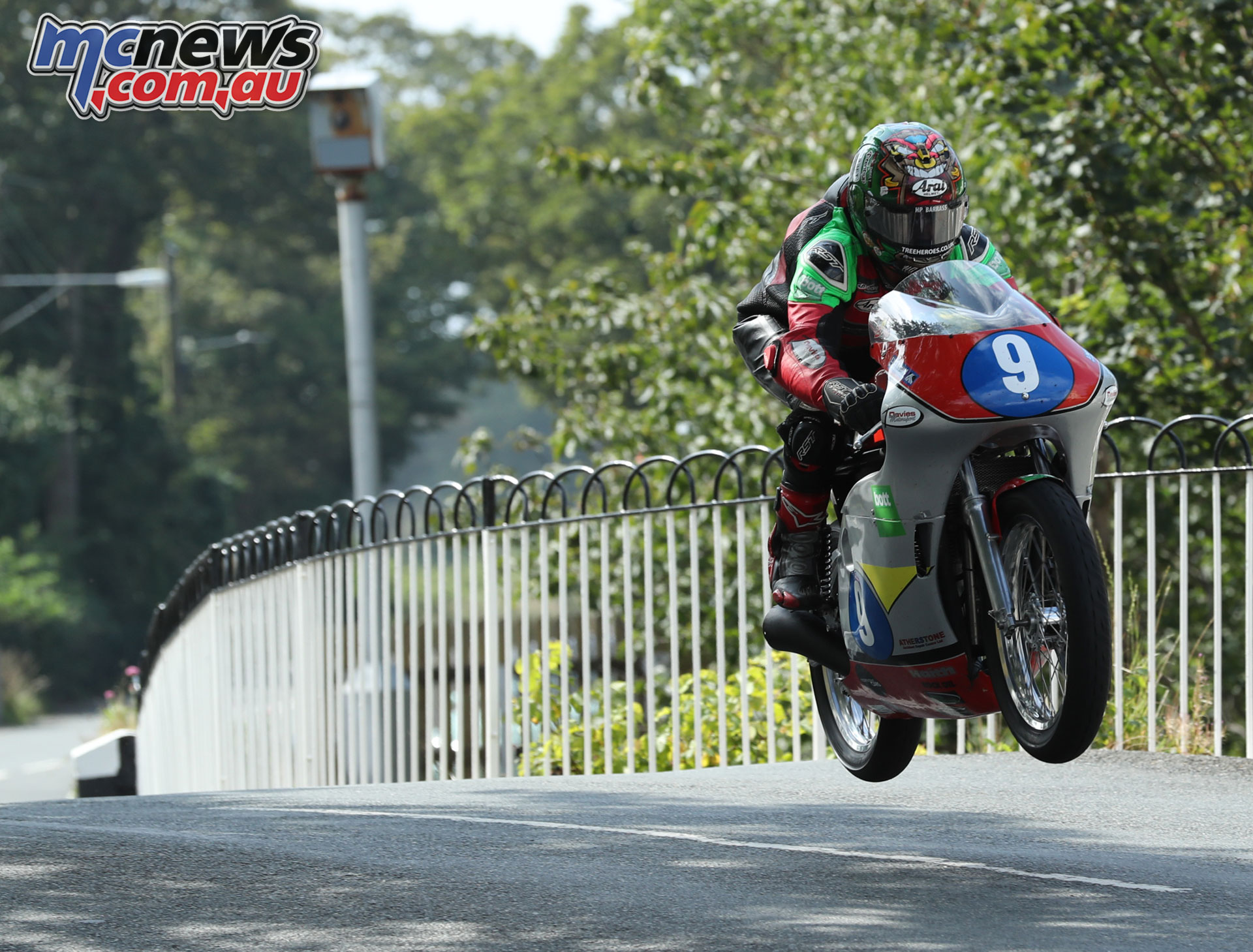 Isle of Man Classic TT Dominic Herbertson