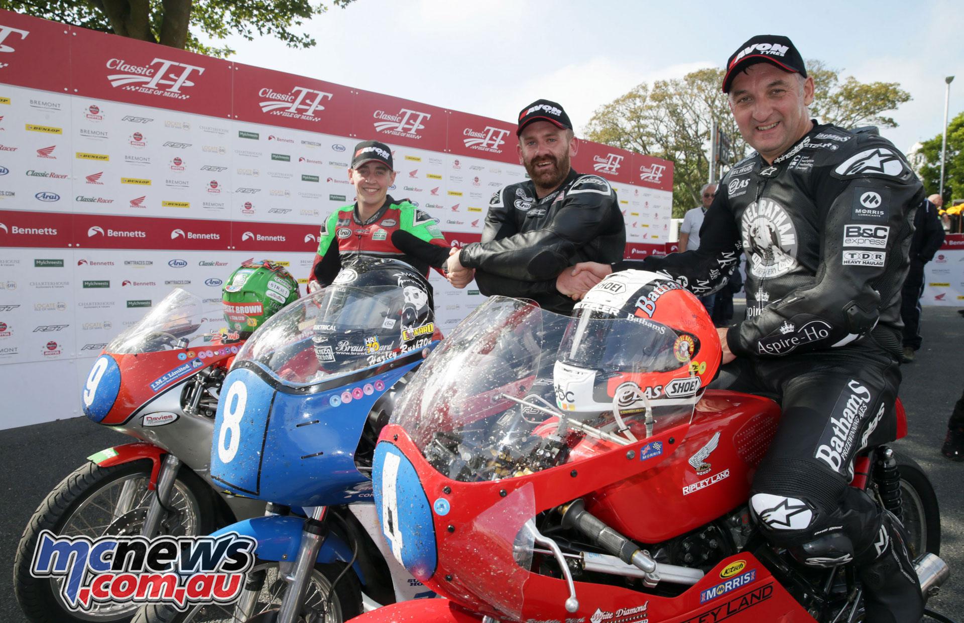 Isle of Man Classic TT Junior Classic TT Top
