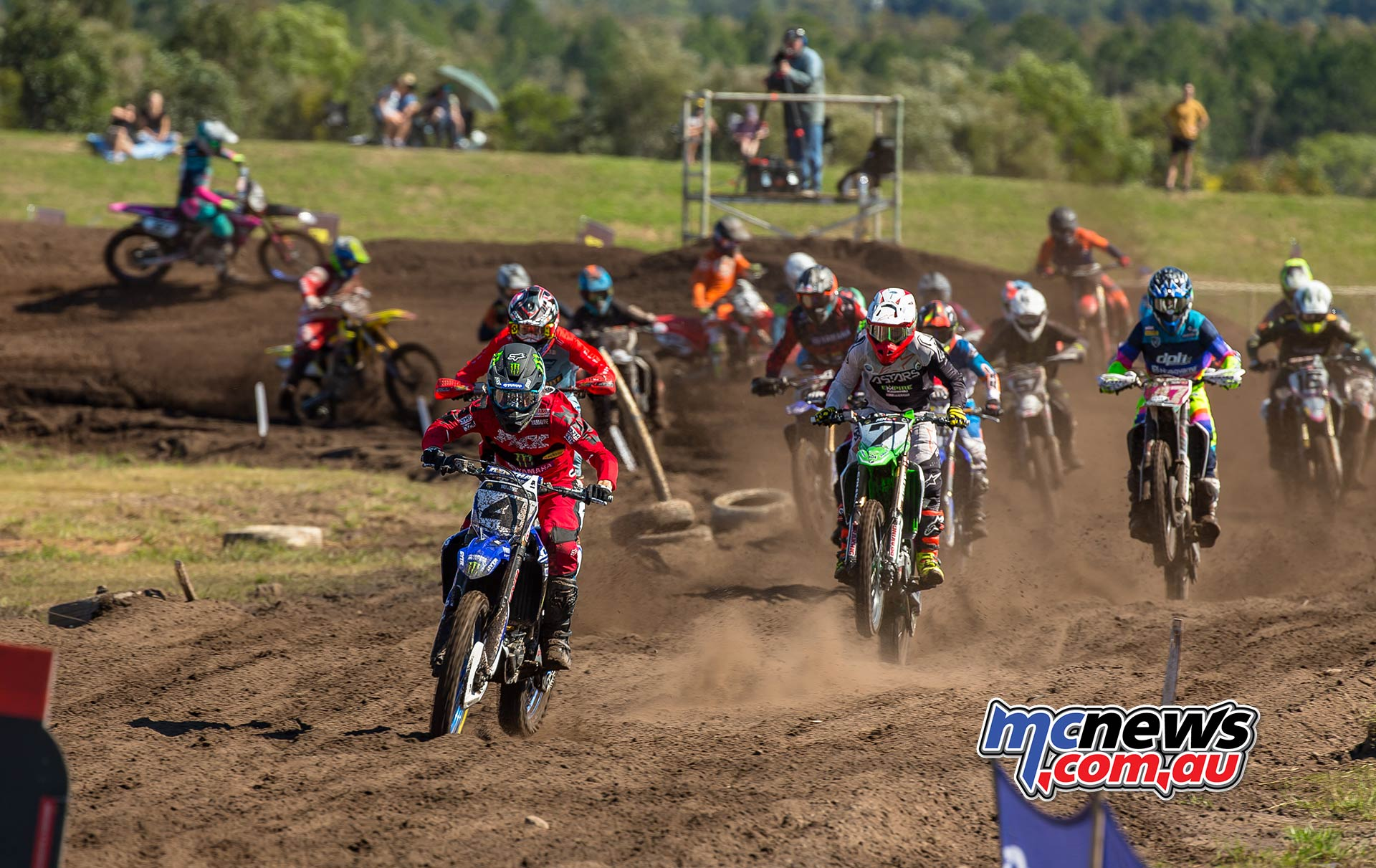 MX Nationals Coolum Ikap Start MX Clout Long