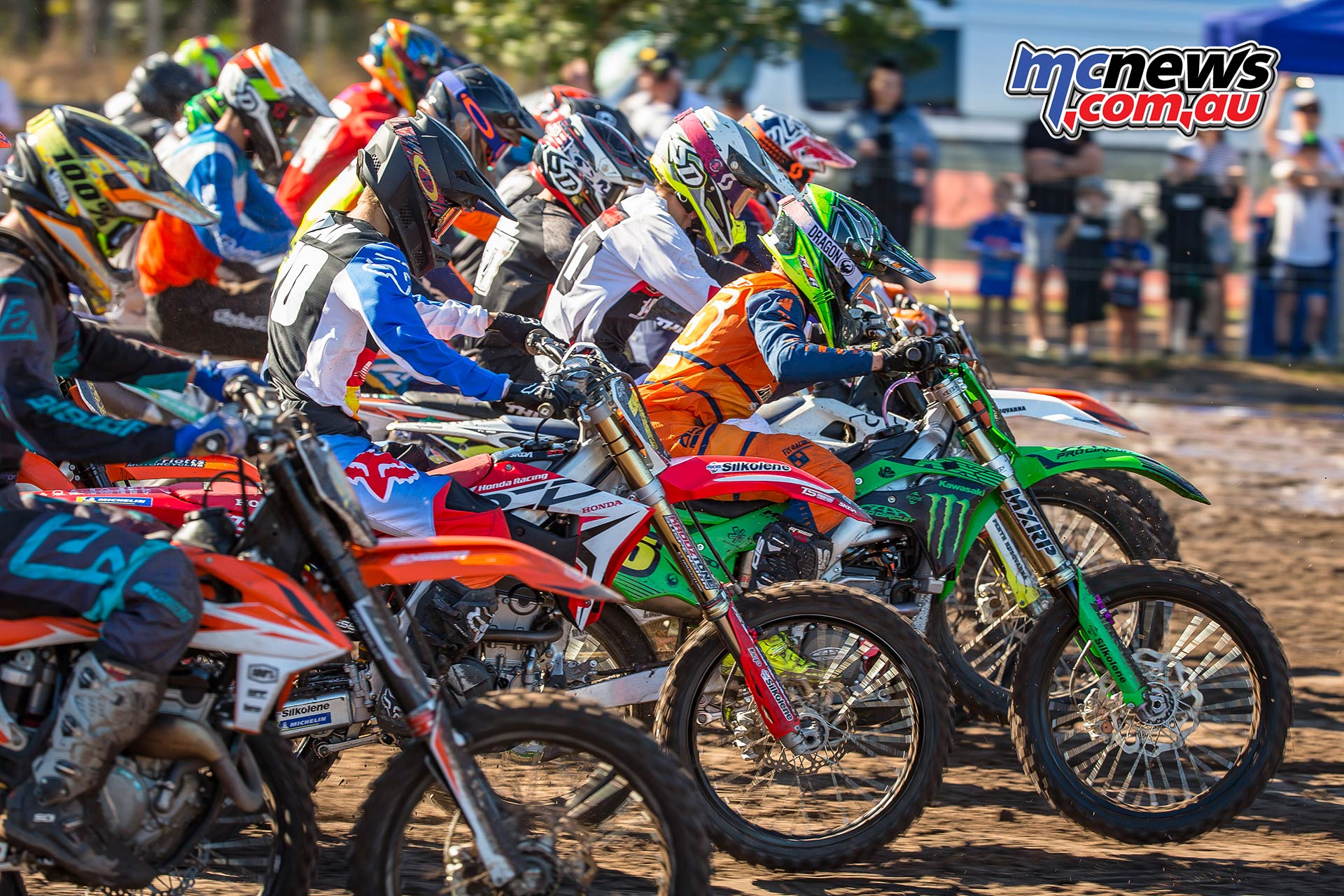 MX Nationals Coolum Ikap StartPack
