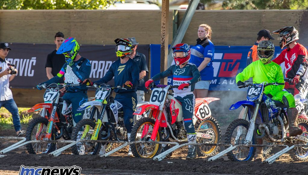 MX Nationals Coolum Ikap Two Strokes