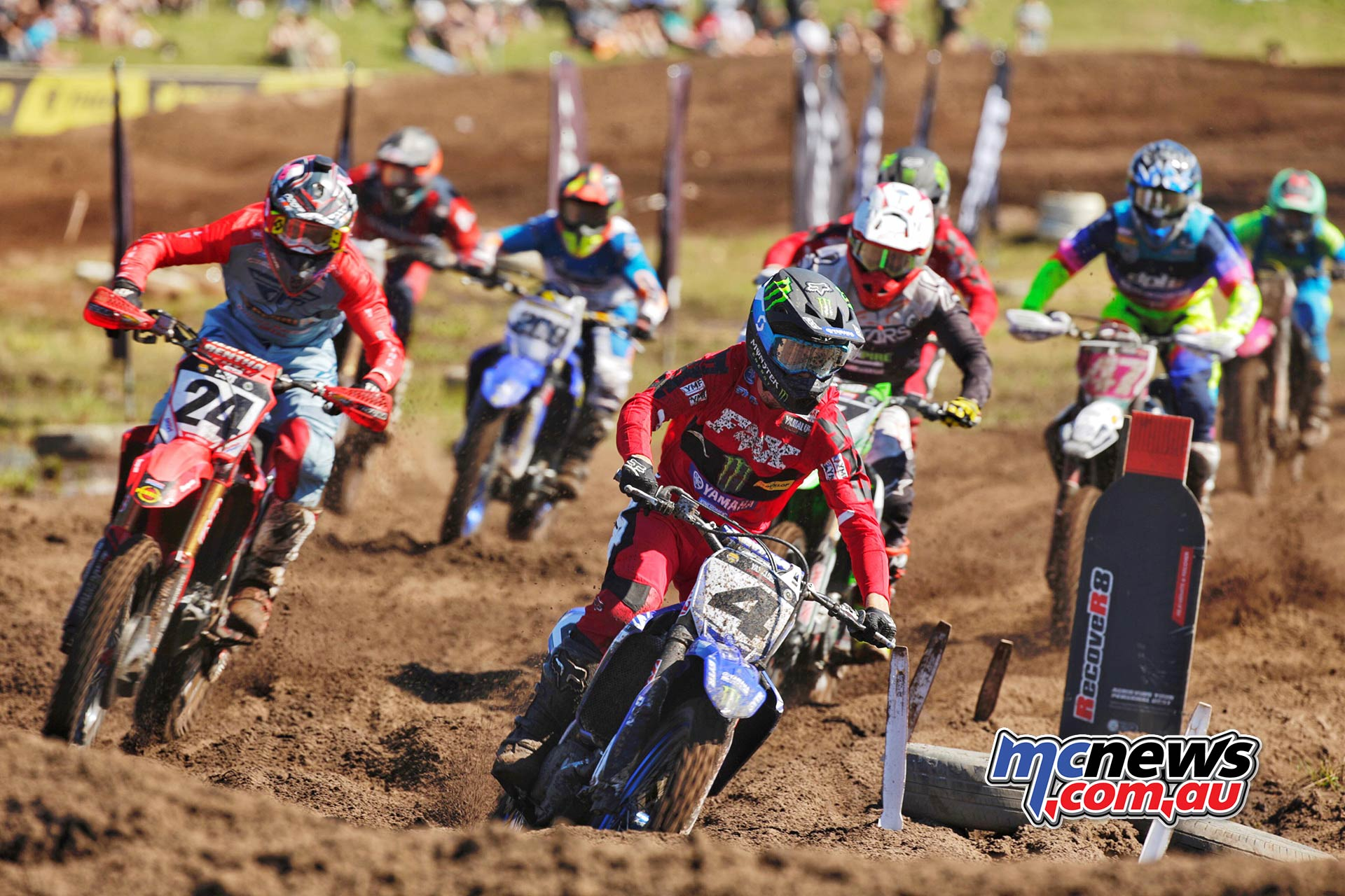 MX Nationals Rnd Coolum MX Clout Metcalfe