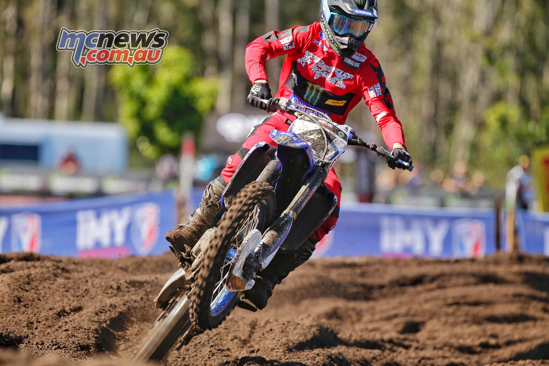 MX Nationals Rnd Coolum MX Luke Clout