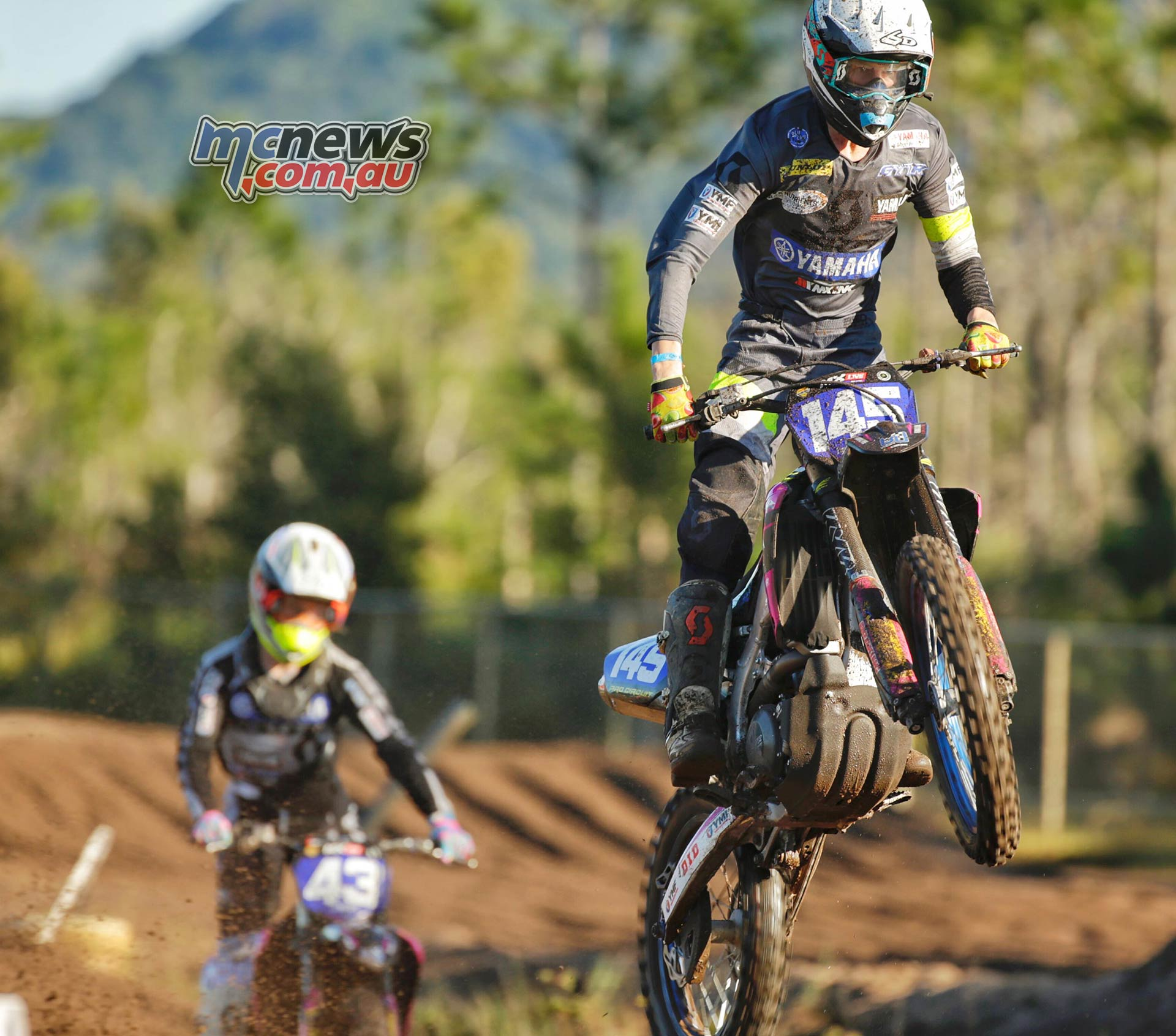 MX Nationals Rnd Coolum MXD Max Purvis