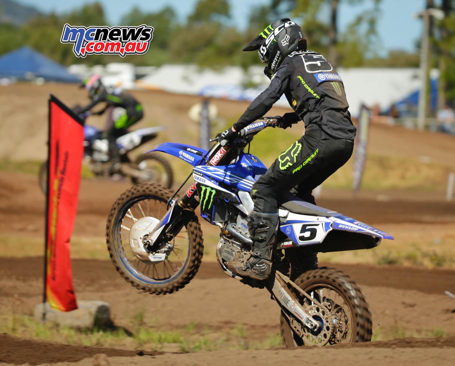 MX Nationals Rnd Coolum MX Kirk Gibbs