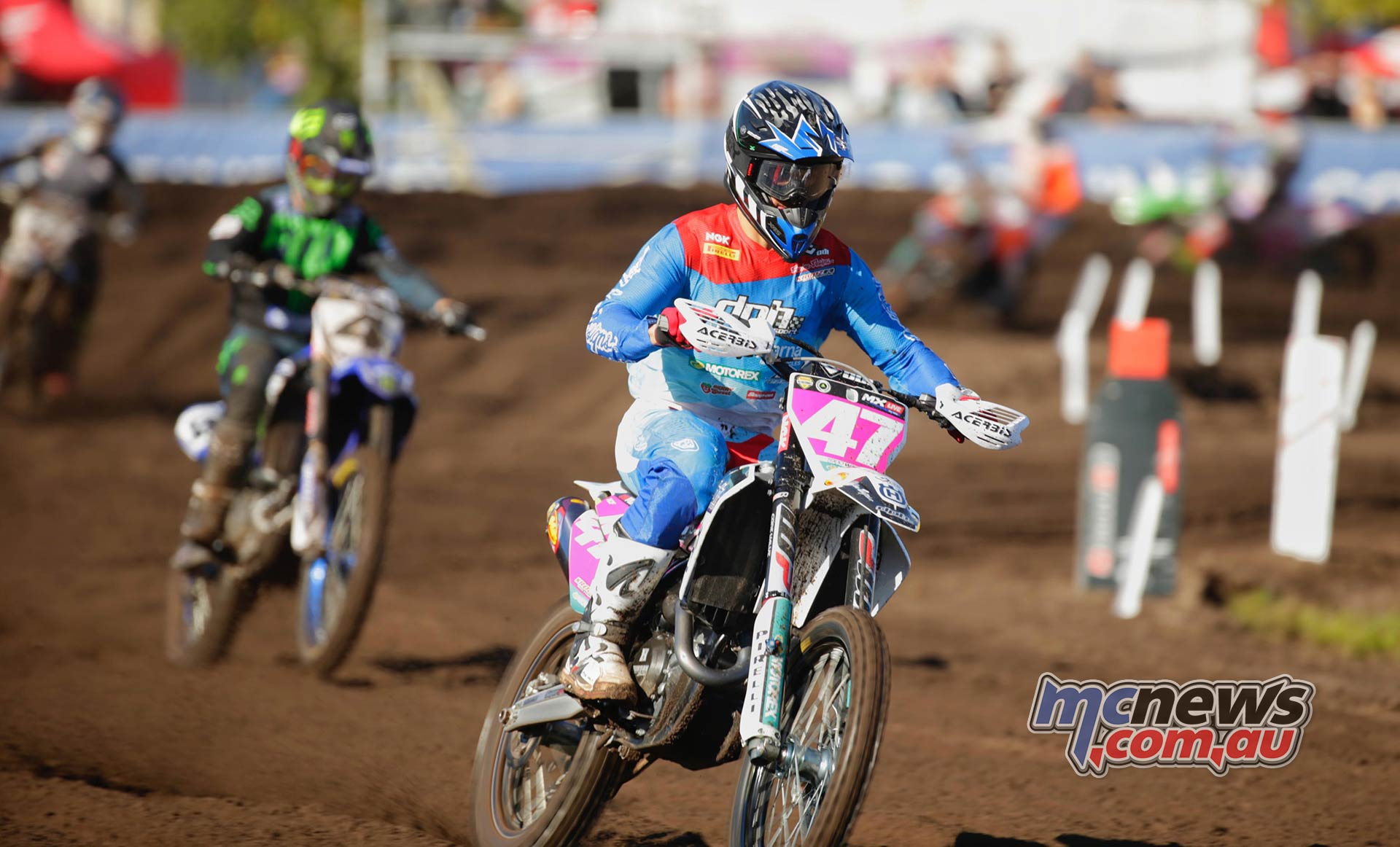 MX Nationals Rnd Coolum MX Waters Clout