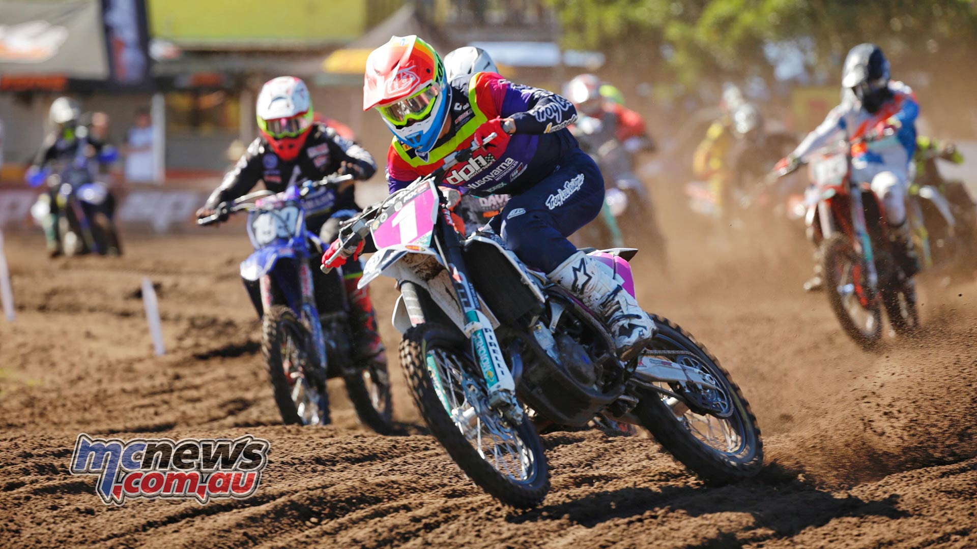 MX Nationals Rnd Coolum Todd Crawford