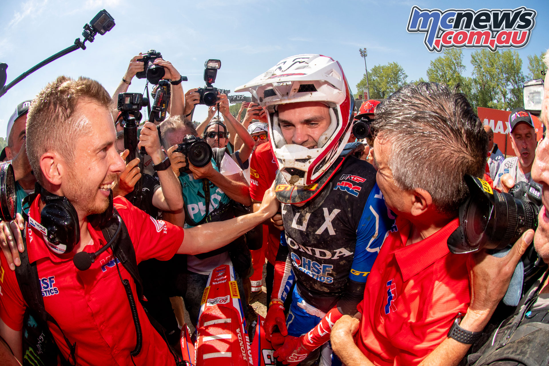 MXGP Italy Rnd Imola Gajser bybavo