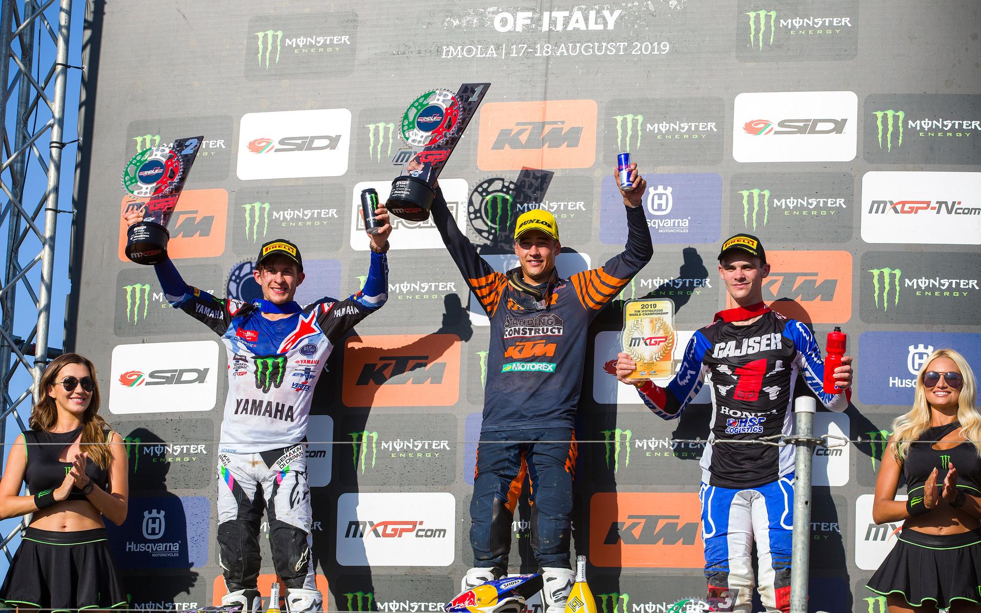 MXGP Italy Rnd Imola Glenn Coldenhoff