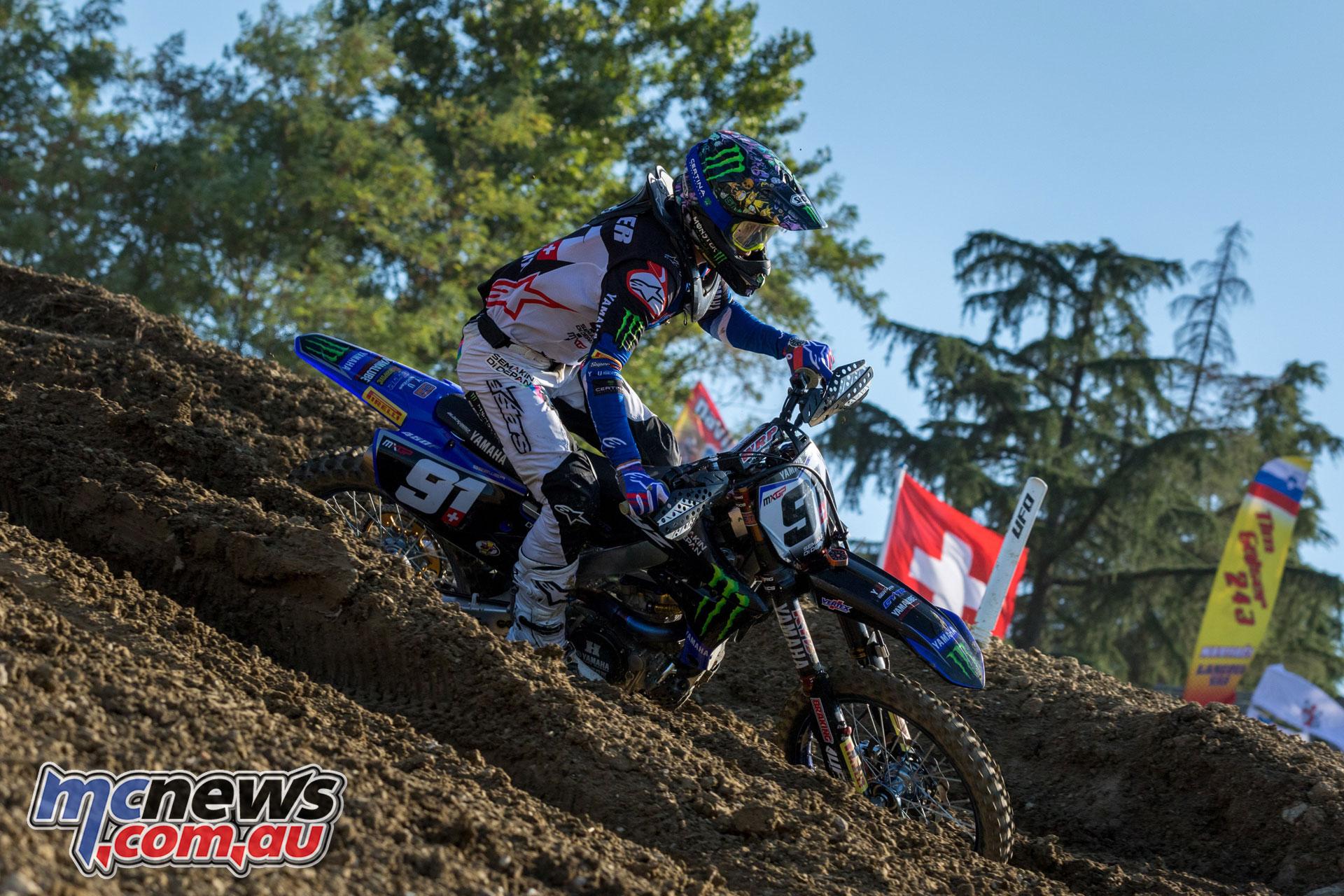 MXGP Italy Rnd Imola Jeremy Seewer
