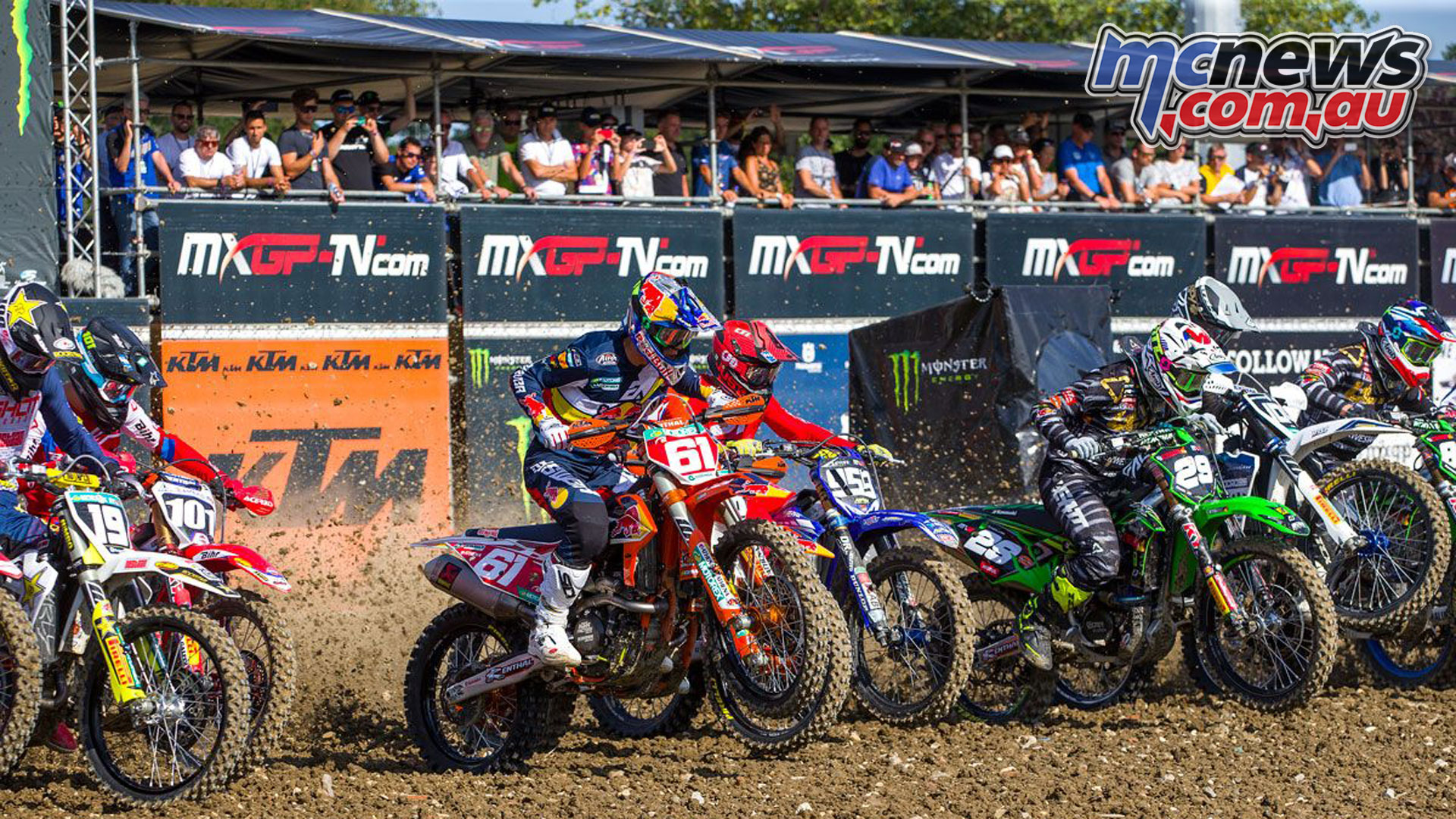 MXGP Italy Rnd Imola Jorge Prado