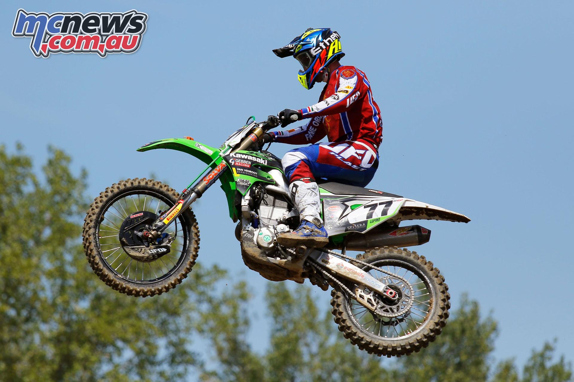 MXGP Italy Rnd Imola Lupino GP SL