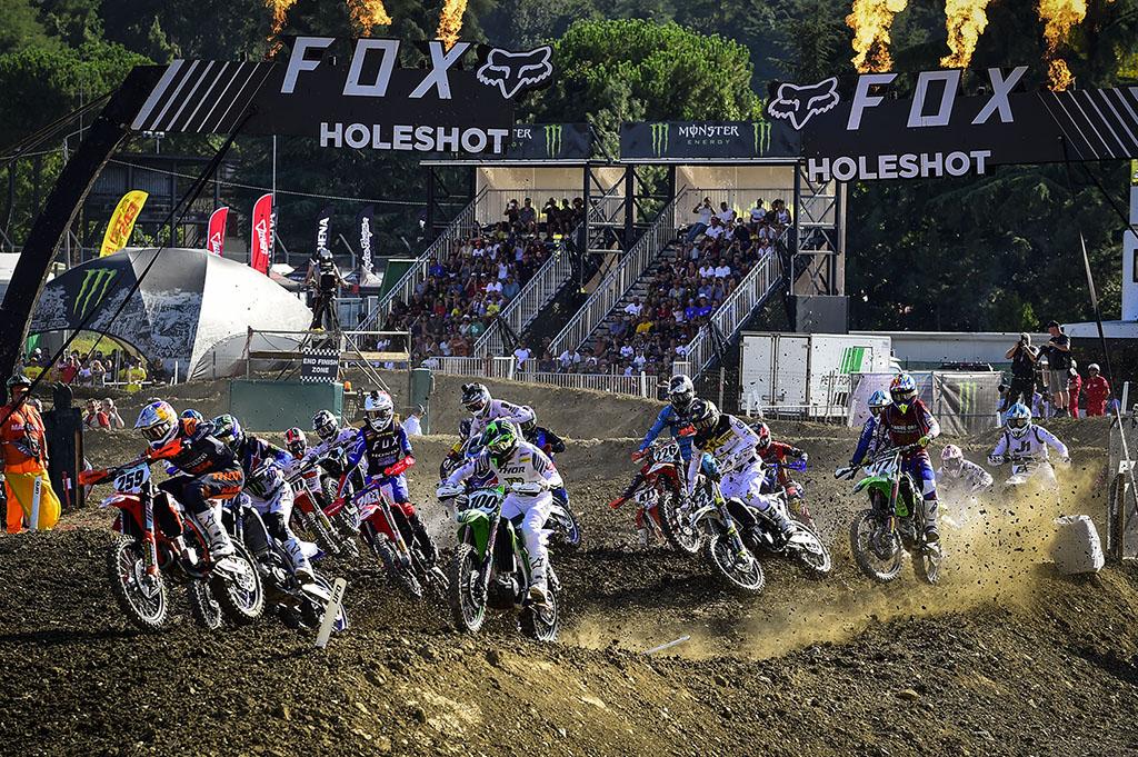 MXGP Italy Rnd Imola MXGP Start