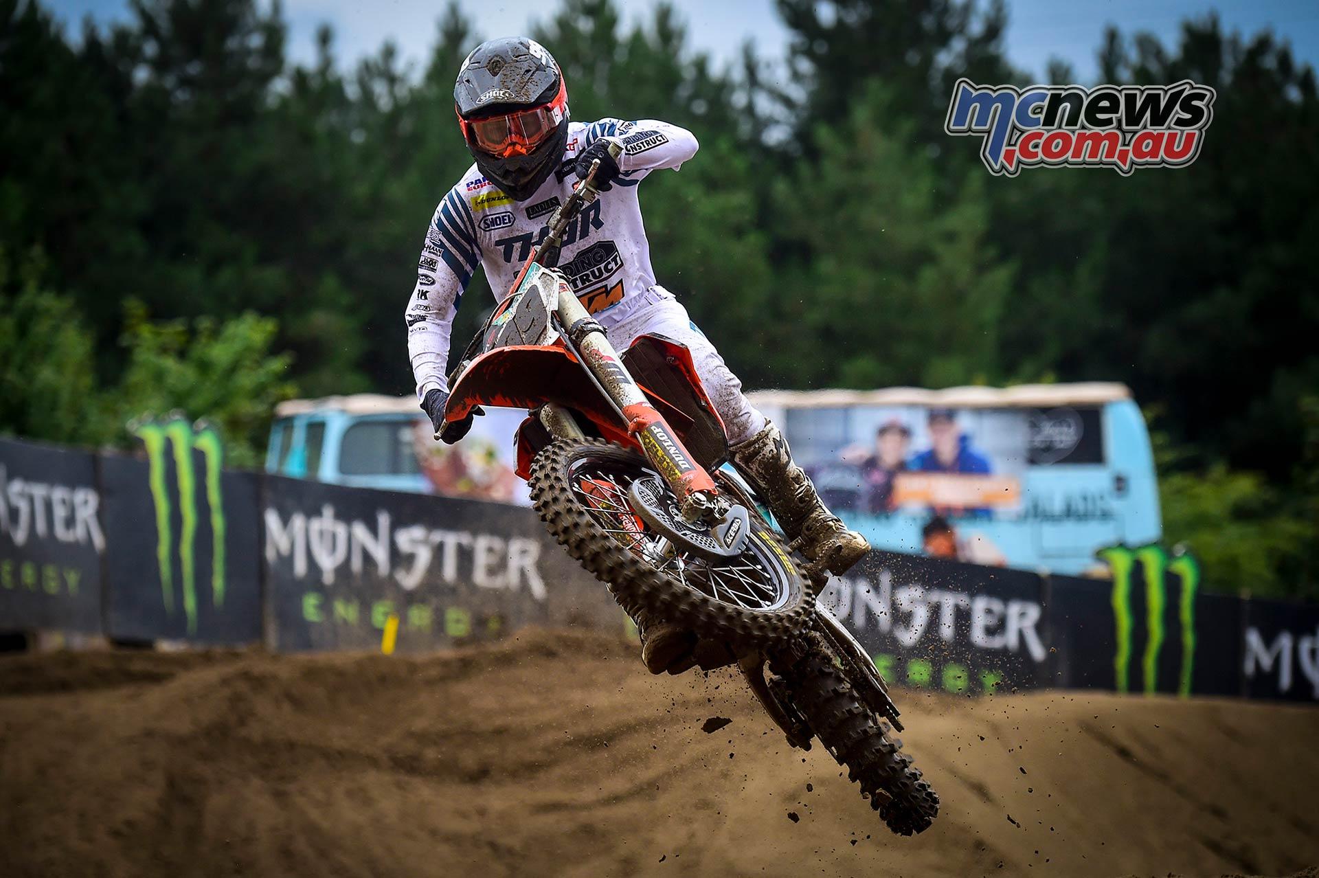 MXGP Rnd Belgium ANSTIE MOTOCROSS GP B