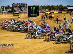 MXGP Rnd Belgium MX START MOTOCROSS GP B