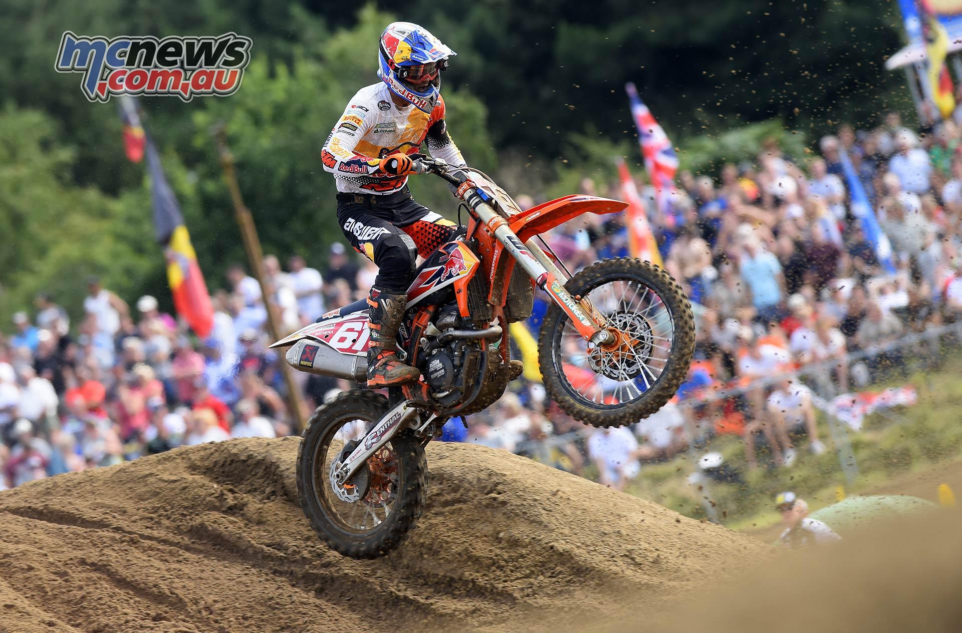MXGP Rnd Belgium Pirelli MX Prado action