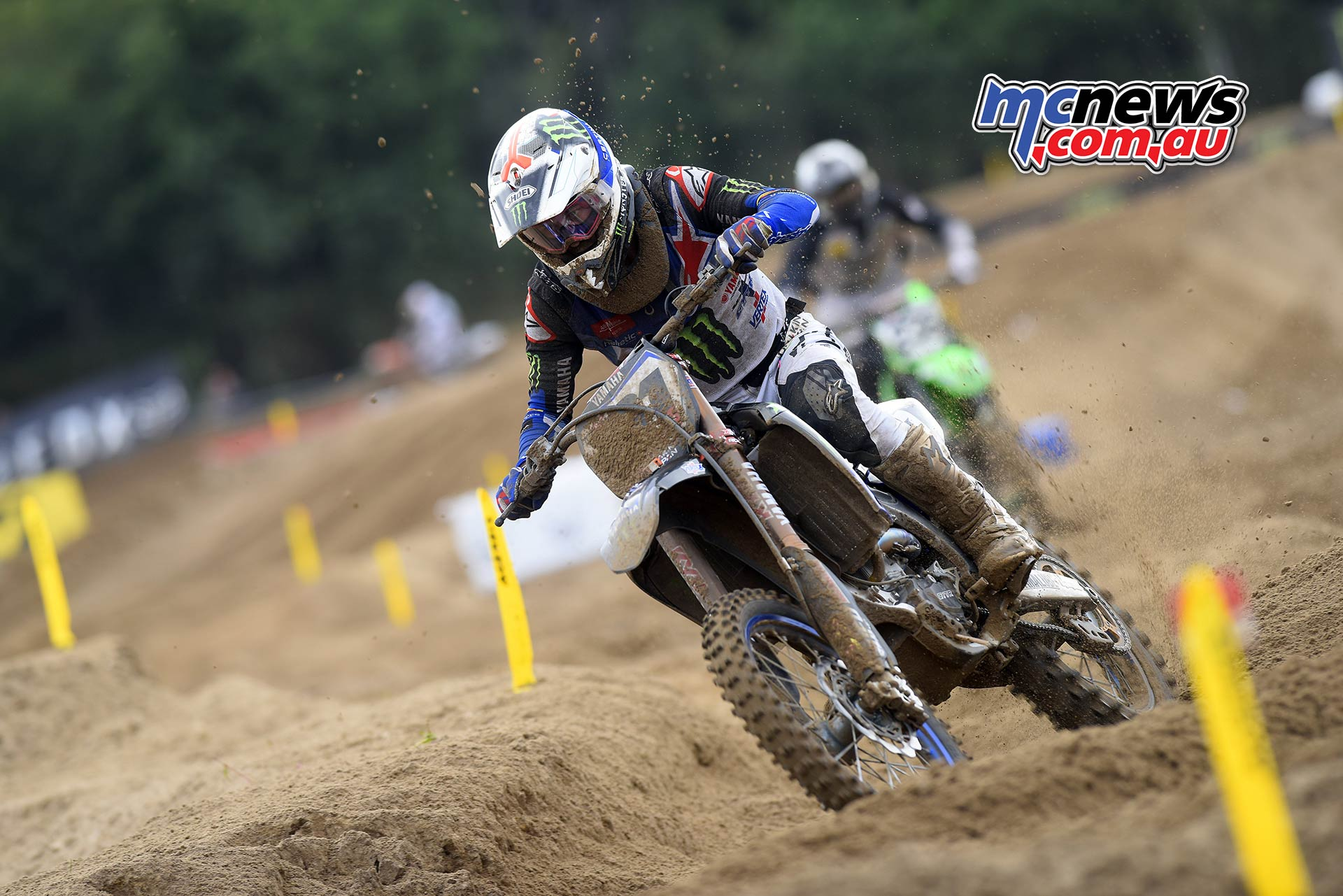 MXGP Rnd Belgium Pirelli MX Seewer action