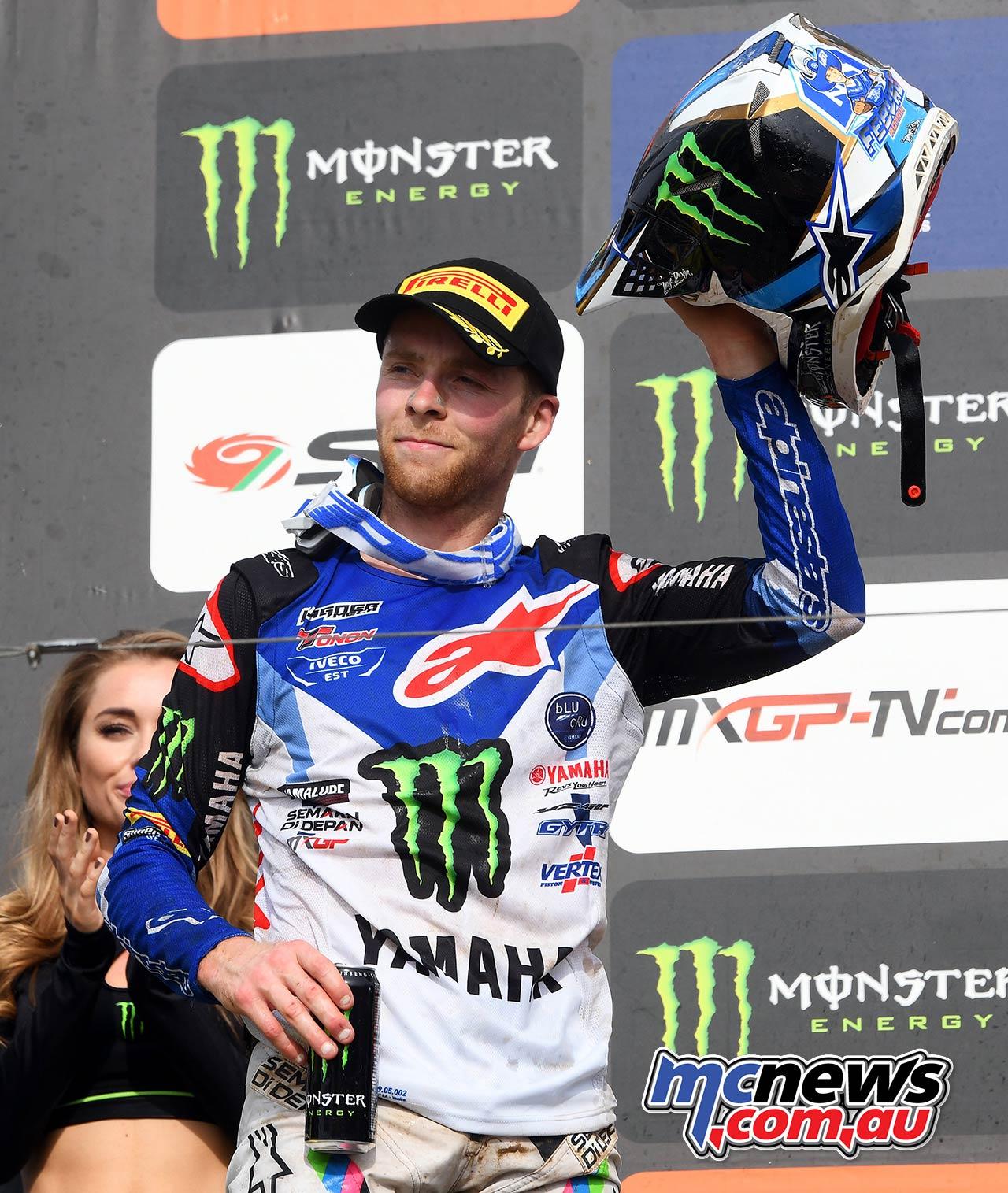 MXGP Rnd Belgium Pirelli MX Febvre podium