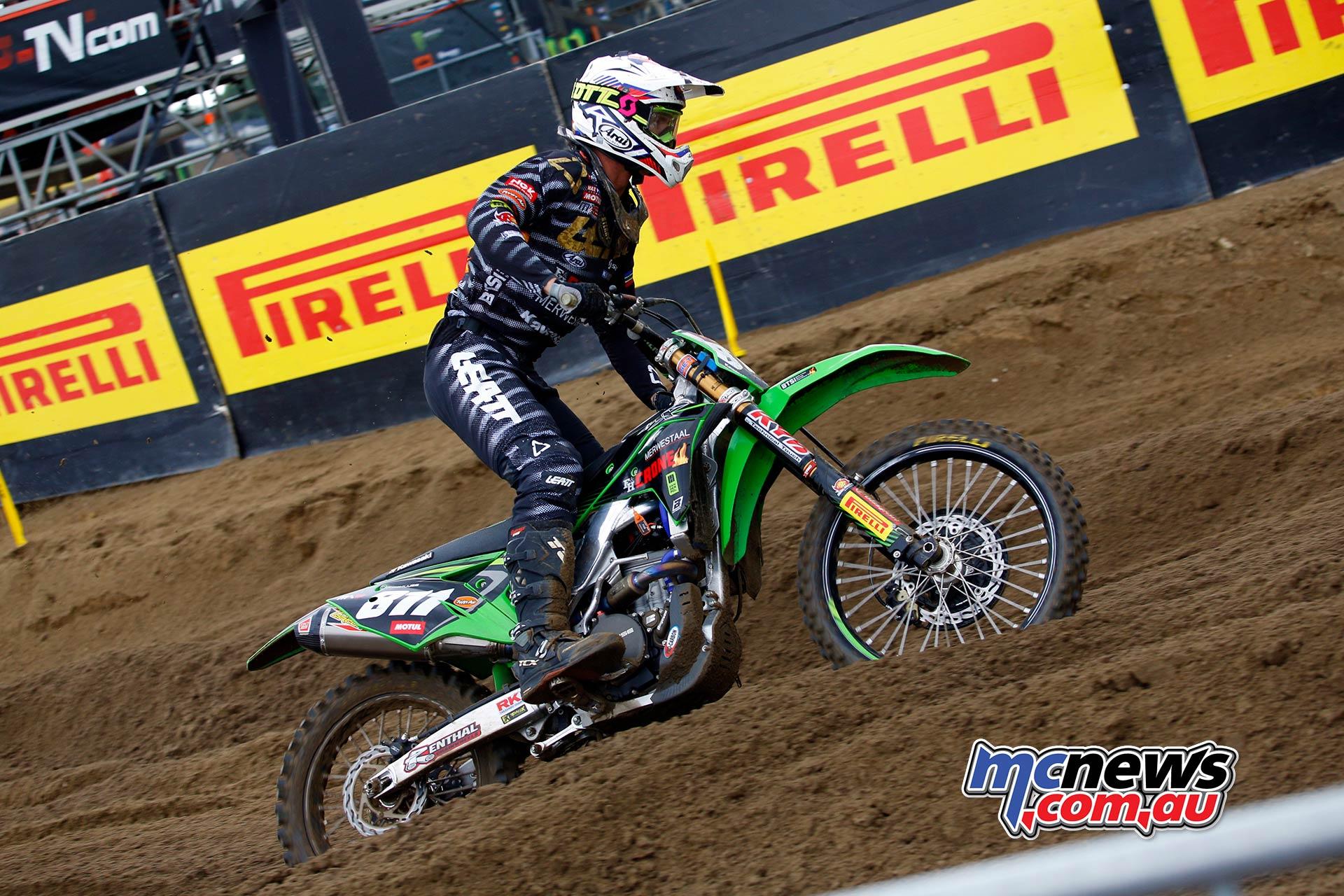 MXGP Rnd Belgium Pirelli Adam Sterry