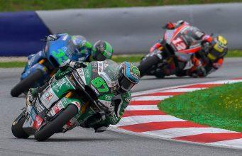 Moto Austria Remy Gardner