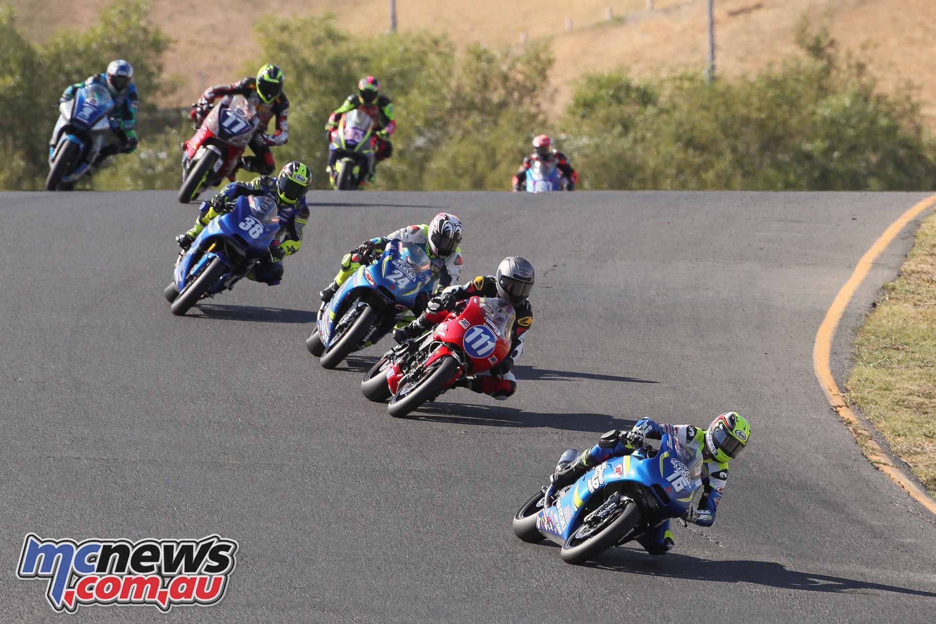MotoAmerica Rnd Sonoma Alex Dumas Sunday