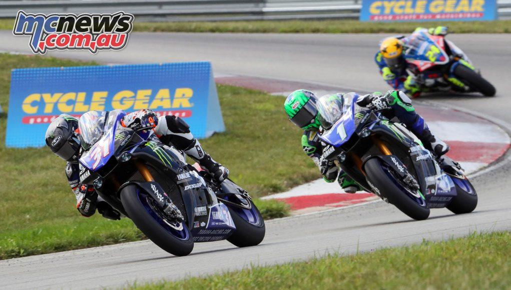 MotoAmerica Rnd Pittsburgh Sat Superbike Garrett Gerloff Cover
