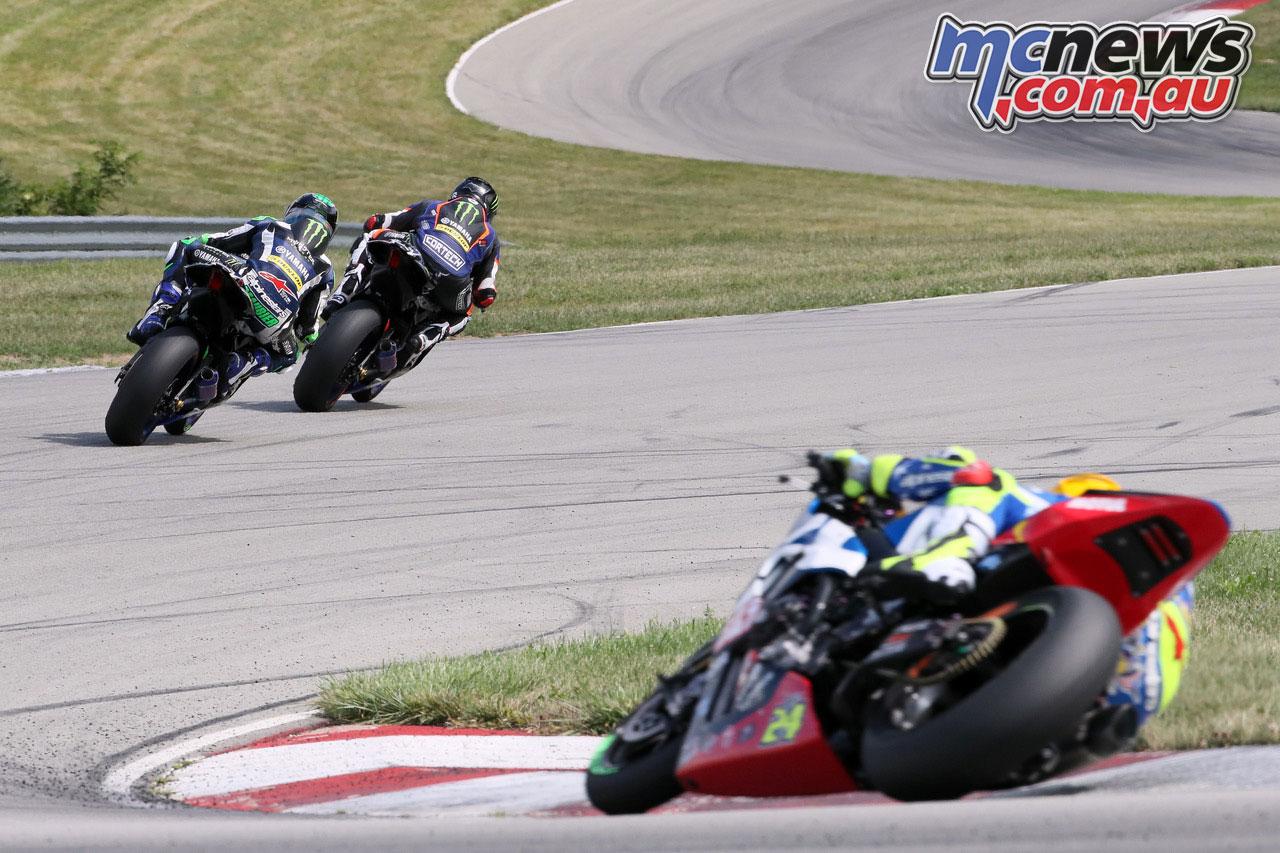 MotoAmerica Rnd Pittsburgh Sat Superbike Toni Elias