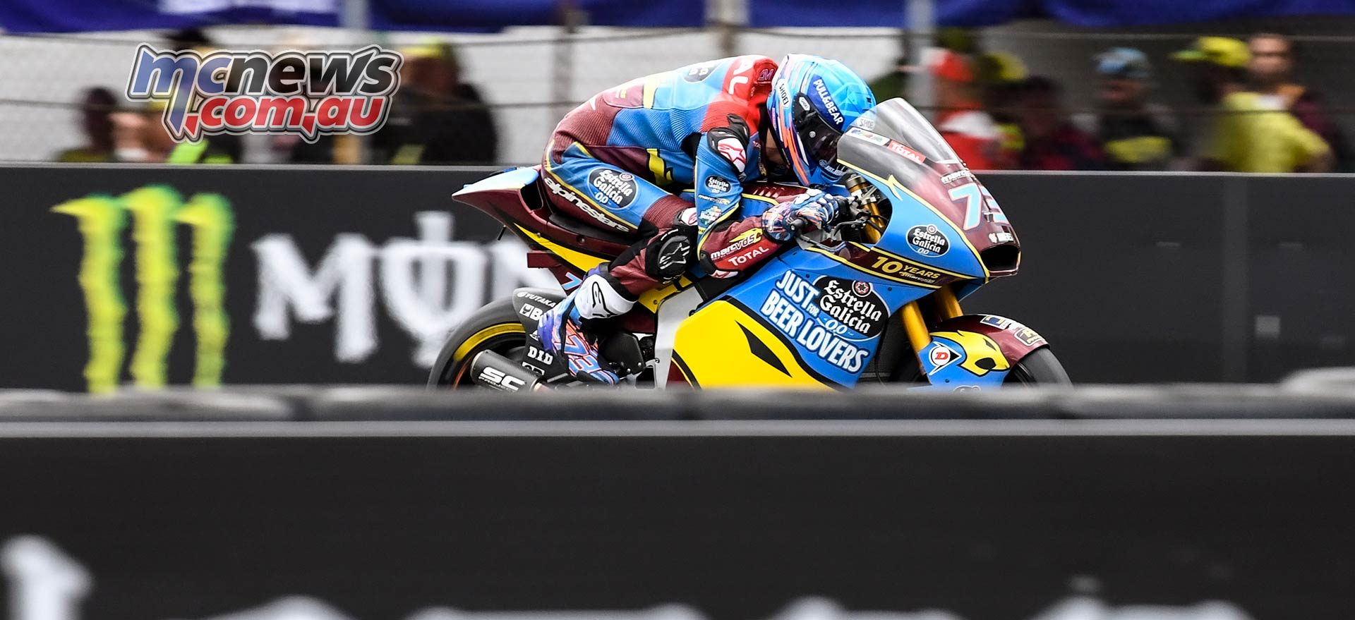 MotoGP Brno QP Moto Alex Marquez