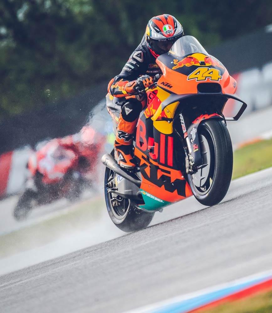 MotoGP Brno QP Pol Espargaro