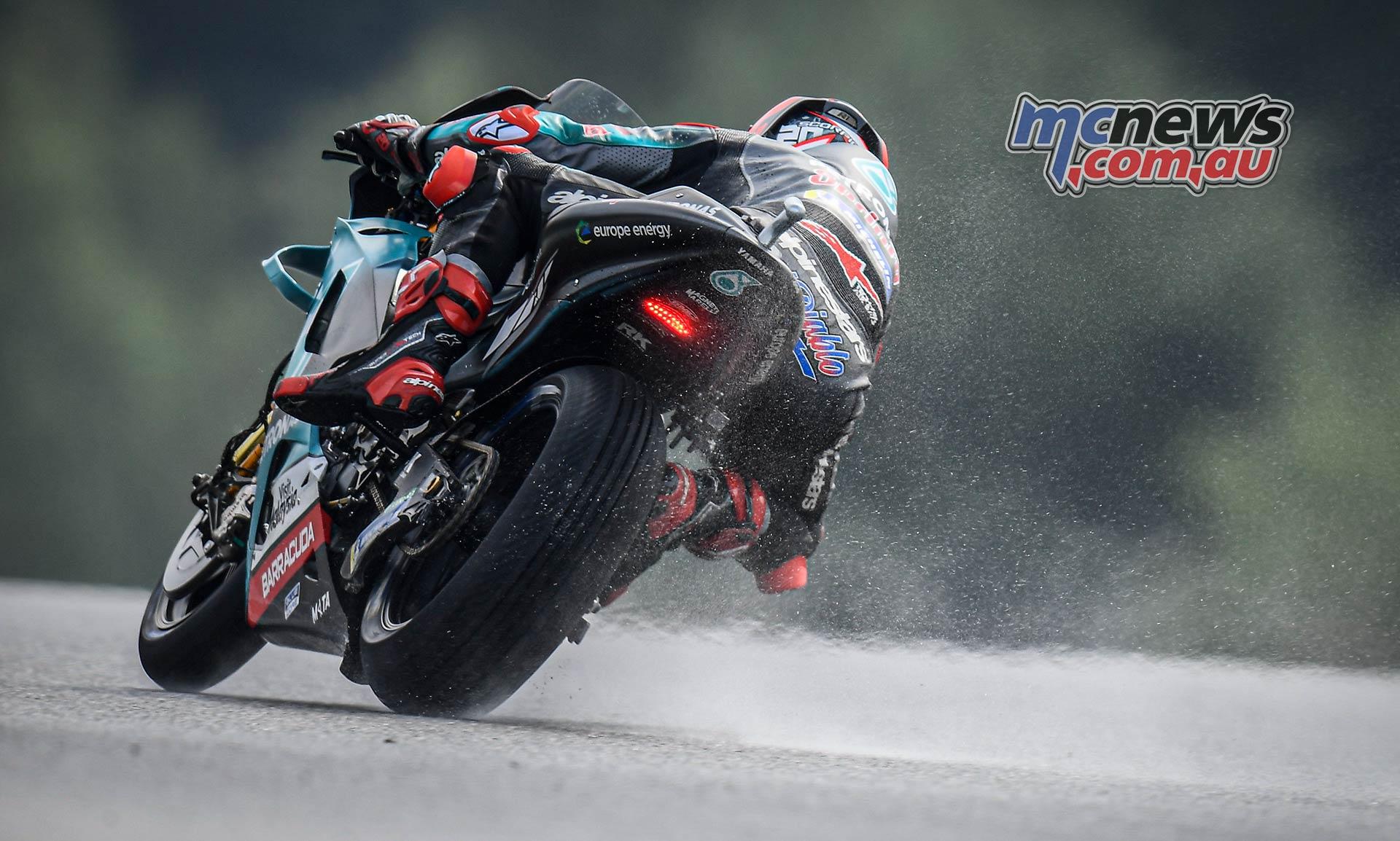 MotoGP Brno QP Quartararo