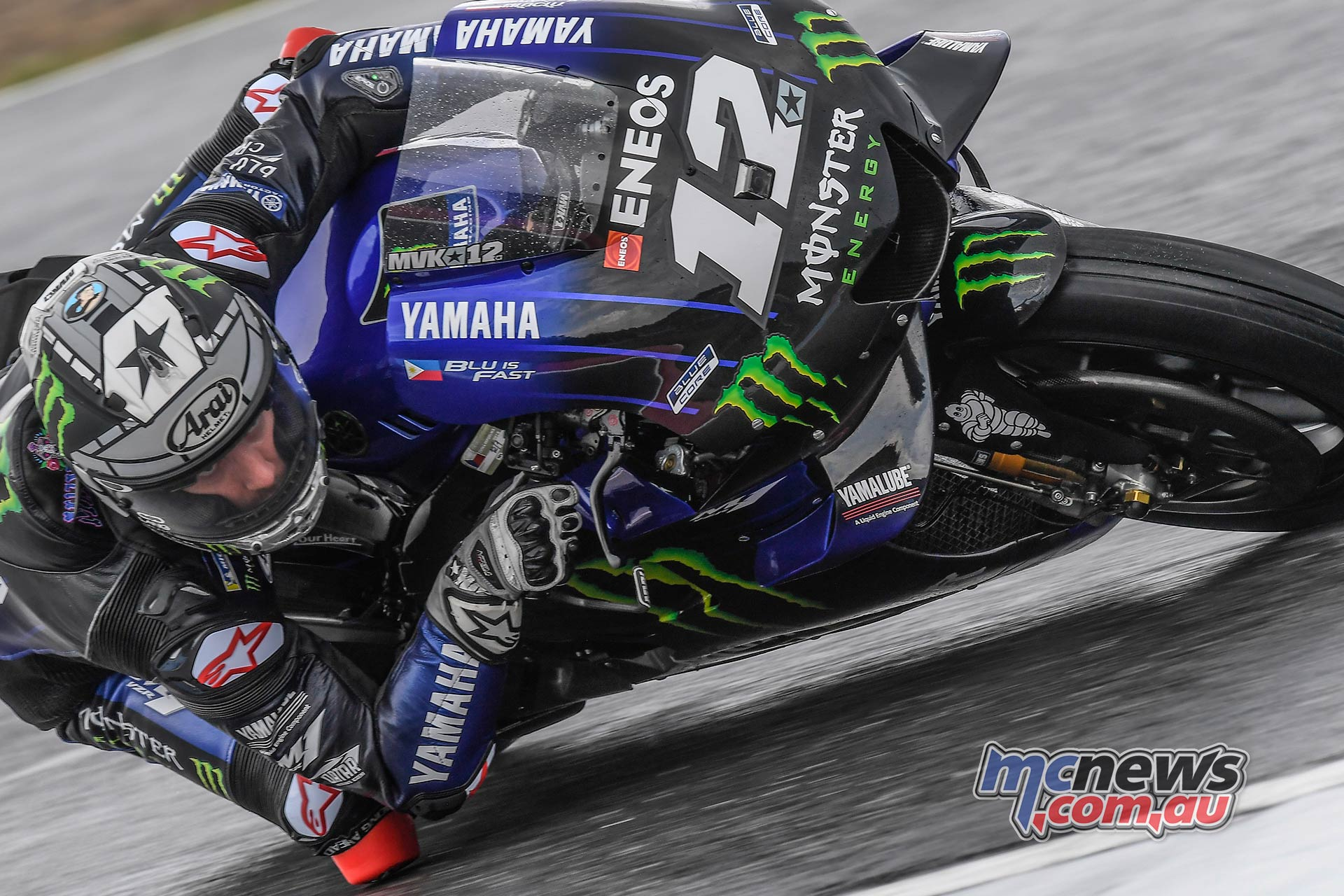 MotoGP Brno QP Vinales