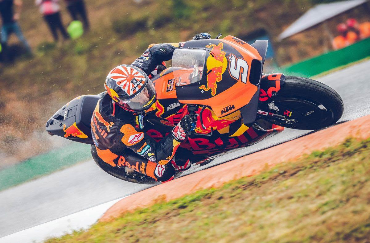 MotoGP Brno QP Zarco