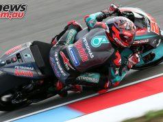 MotoGP Brno Test Quartararo