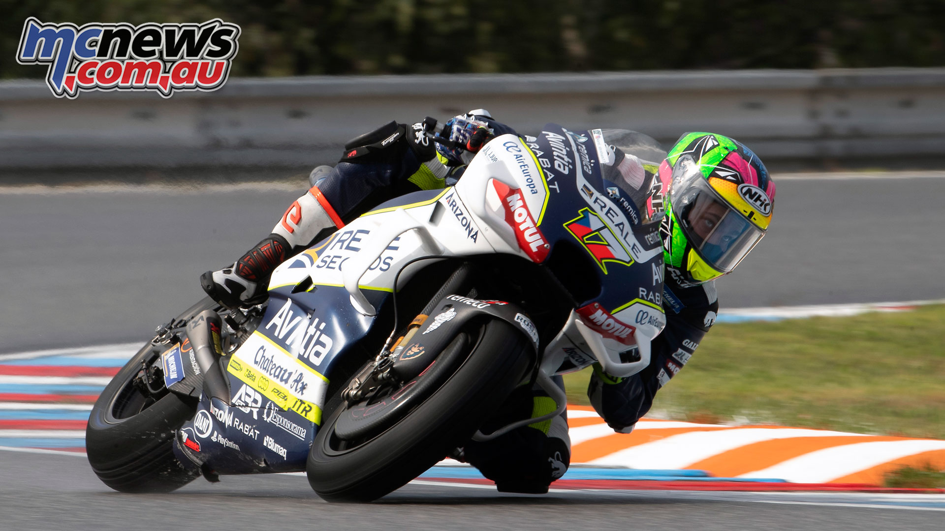 MotoGP Rnd Brno Abraham