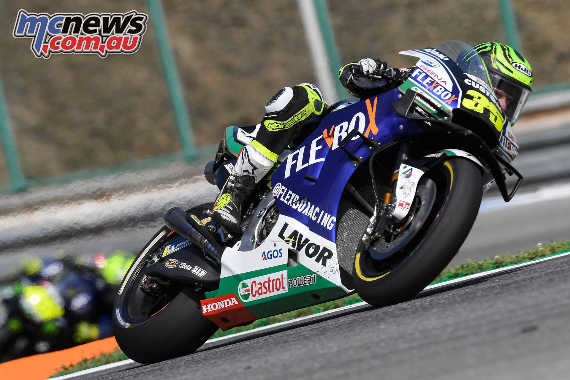 MotoGP Rnd Brno Crutchlow