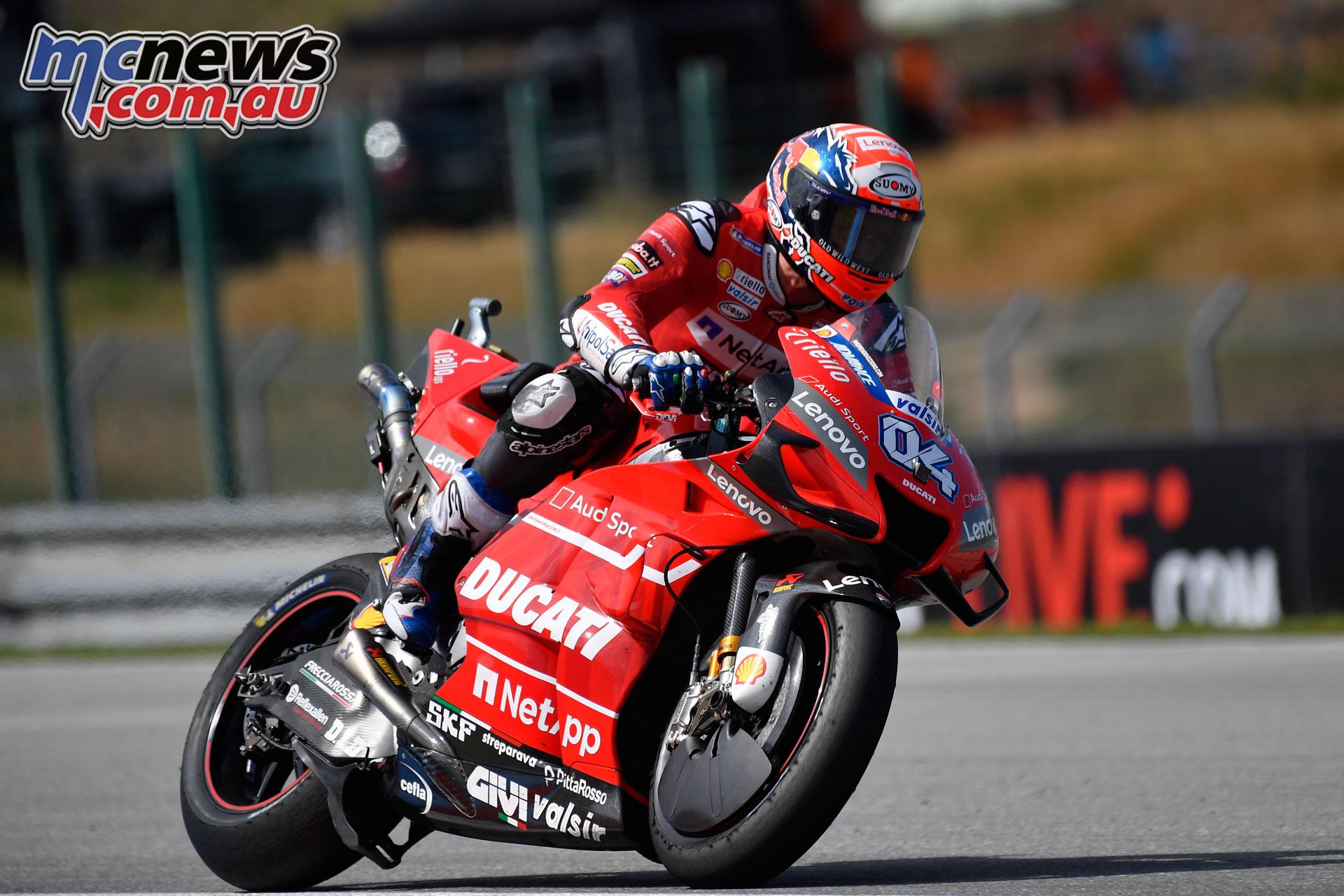 MotoGP Rnd Brno Dovizioso