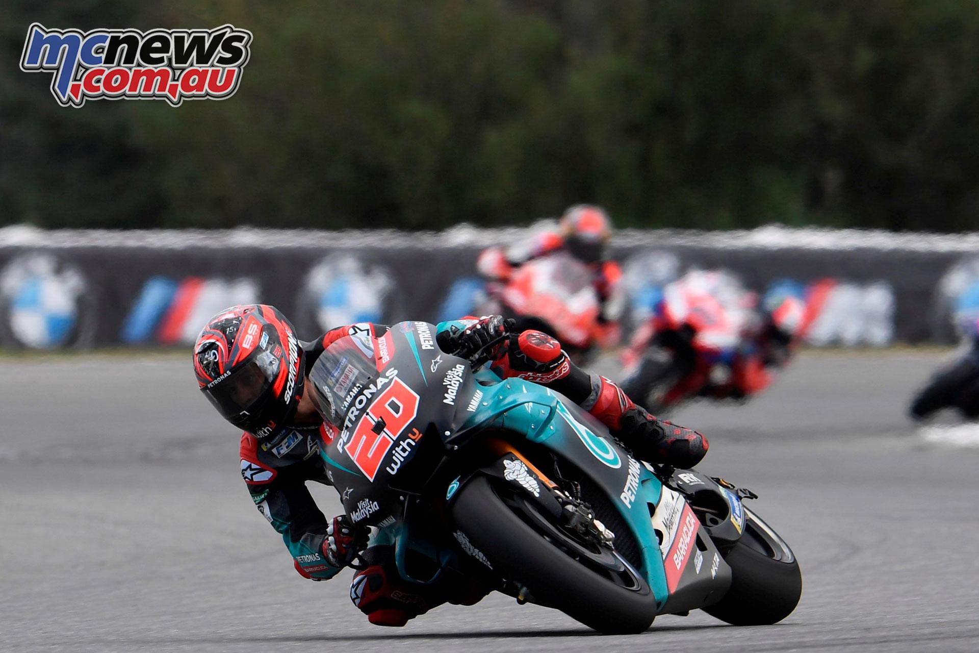 MotoGP Rnd Brno Fabio Quartararo