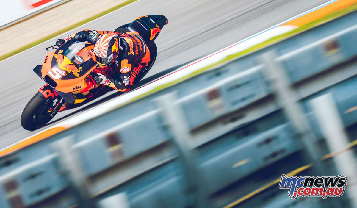 MotoGP Rnd Brno Johann Zarco