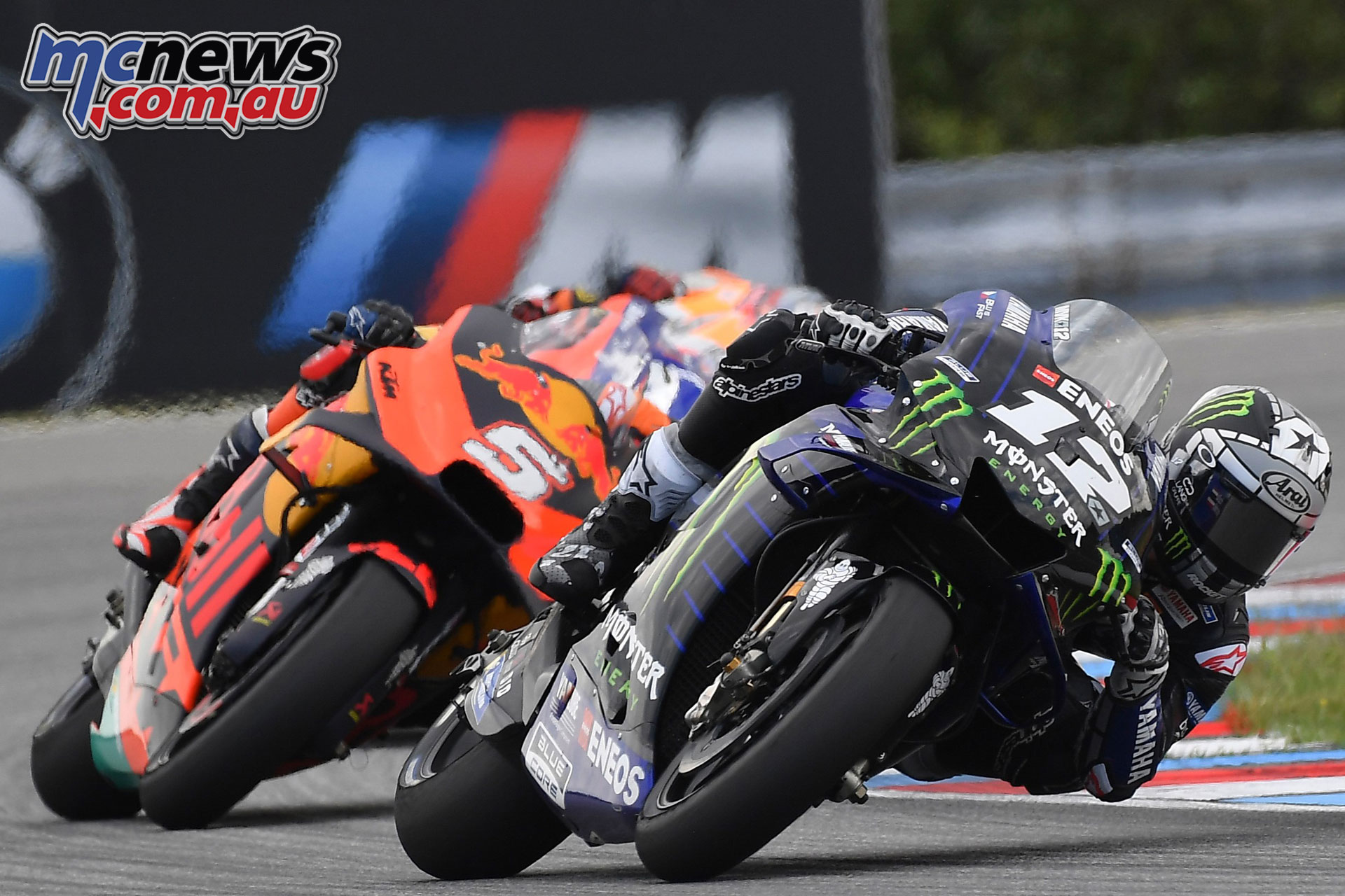MotoGP Rnd Brno Maverick Vinales