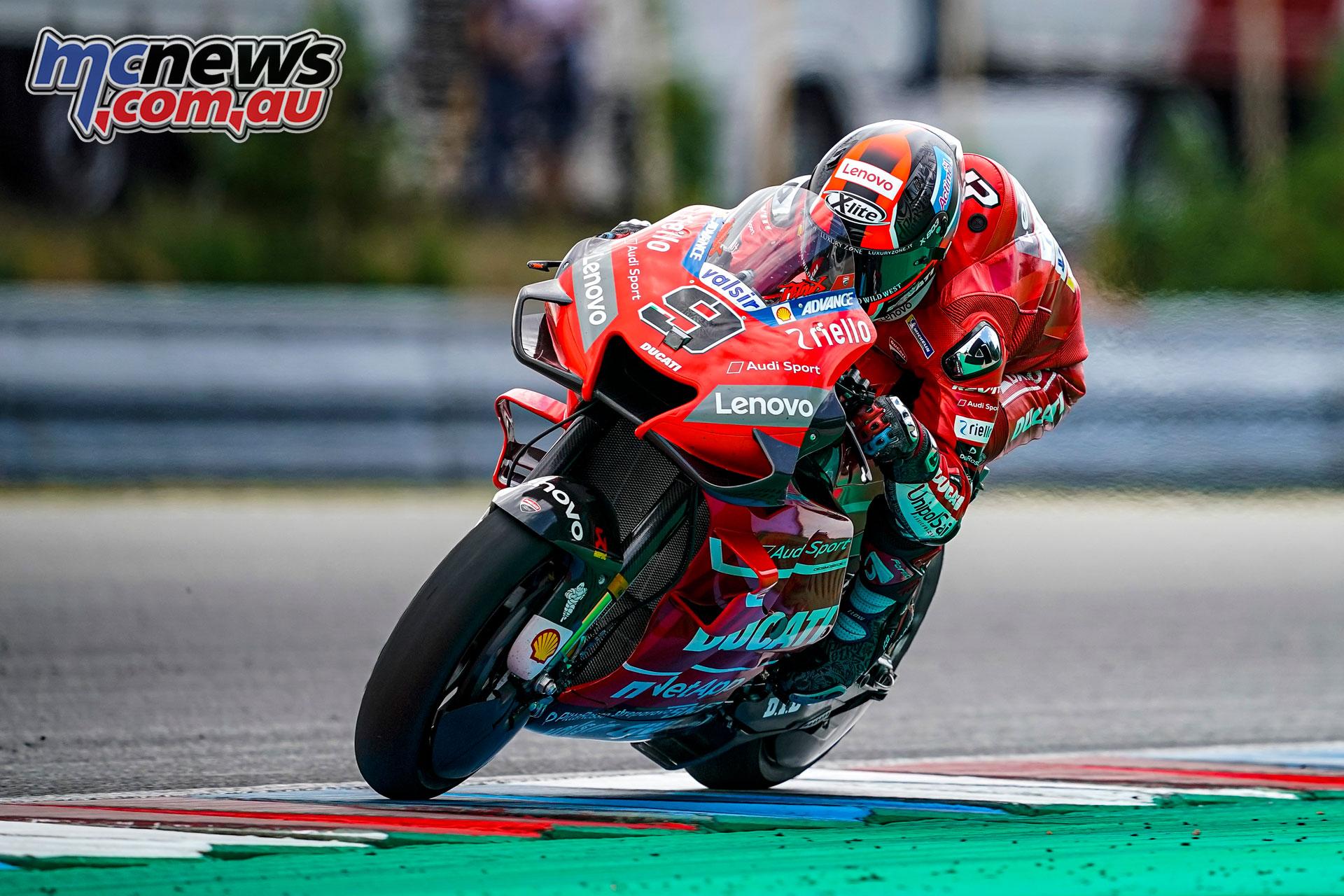 MotoGP Rnd Brno Petrucci