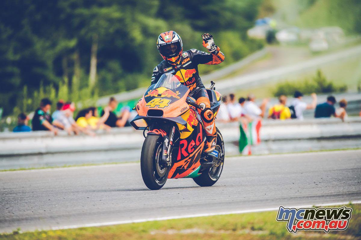MotoGP Rnd Brno Pol Espargaro