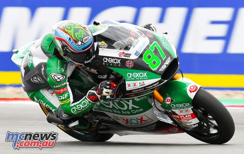 MotoGP Rnd Brno Remy Gardner