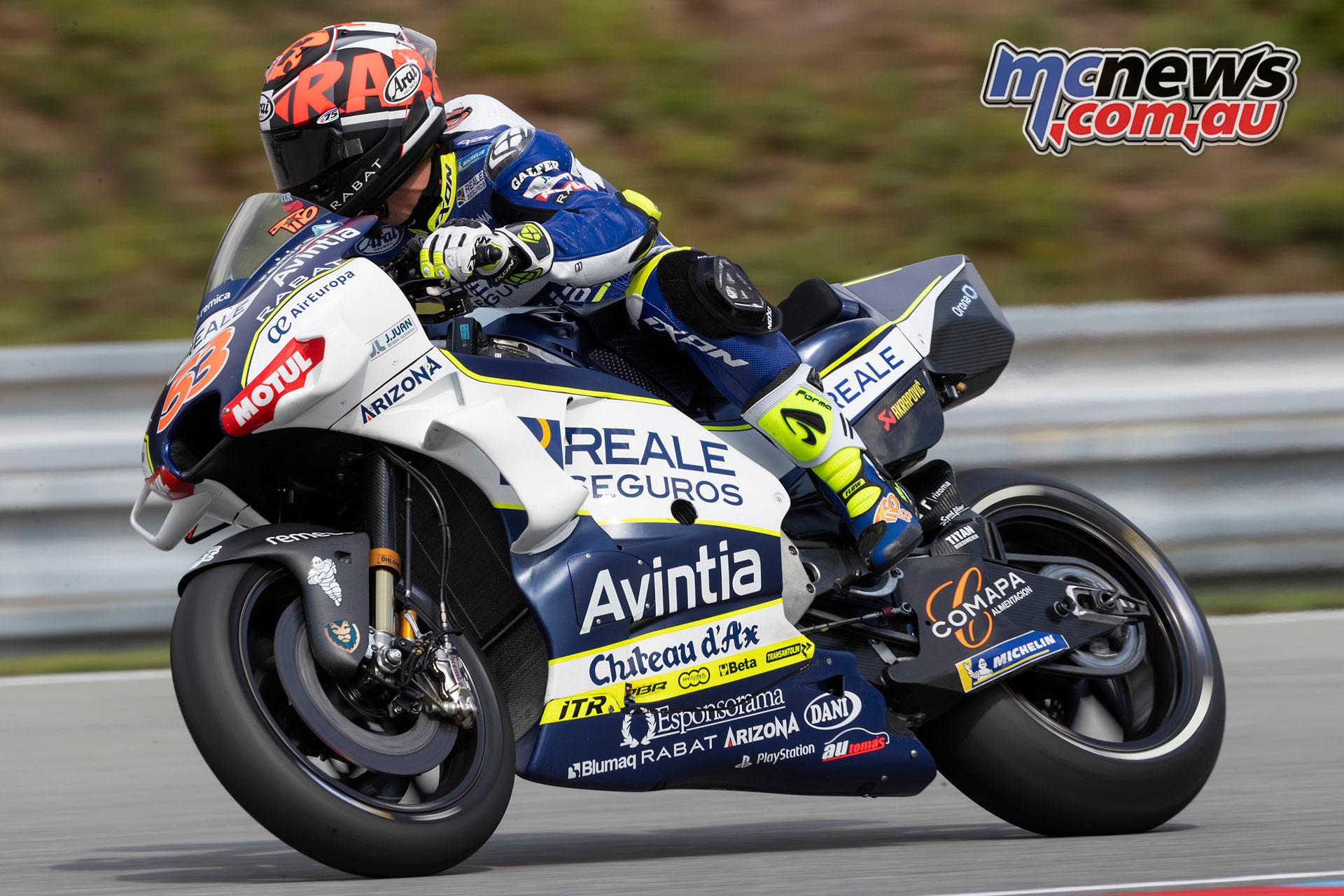 MotoGP Rnd Brno Tito Rabat