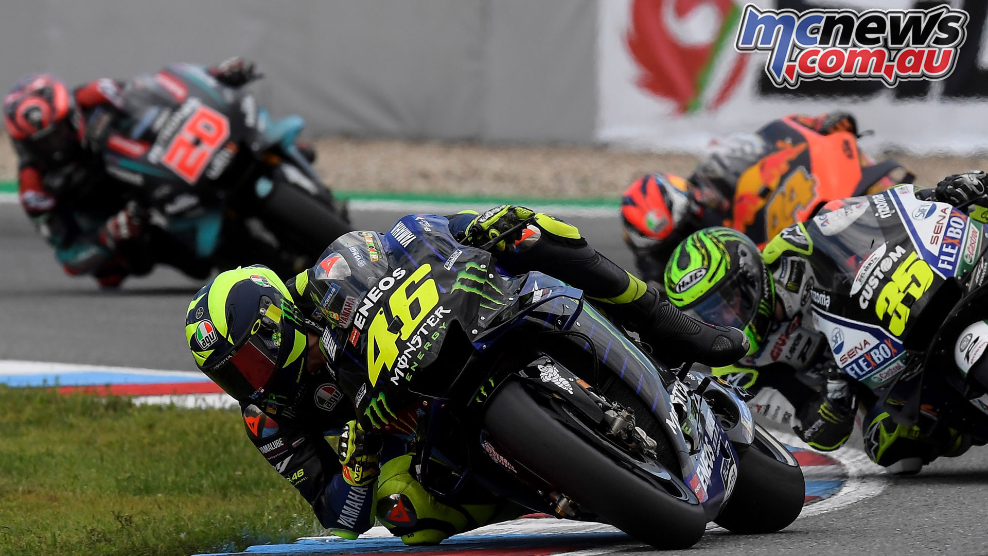 MotoGP Rnd Brno Valentino Rossi