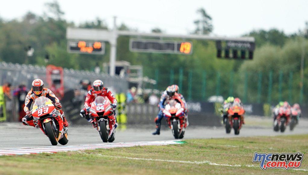 MotoGP Rnd Brno marquez