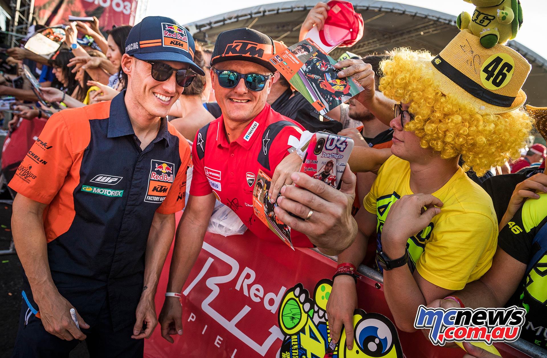 MotoGP Rnd Austria Fri Pol Espargaro