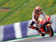 MotoGP Rnd Austria QP Marquez