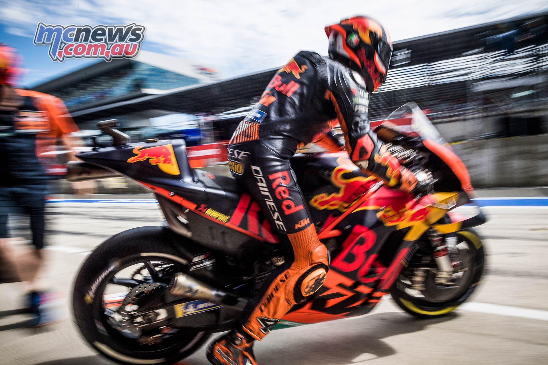 MotoGP Rnd Austria QP Pol Espargaro