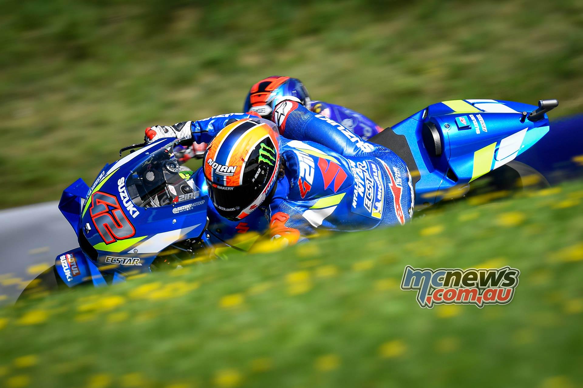 MotoGP Rnd Austria QP Rins