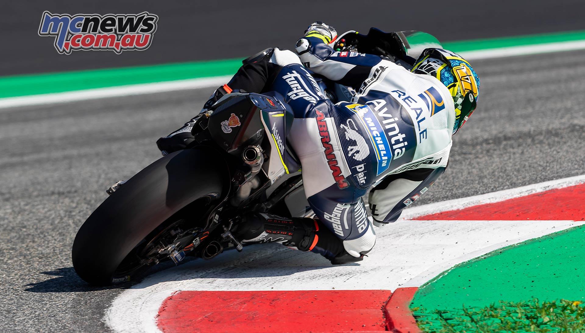 MotoGP Rnd RedBullRing Race Abraham